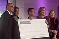 Telus Pitch competition